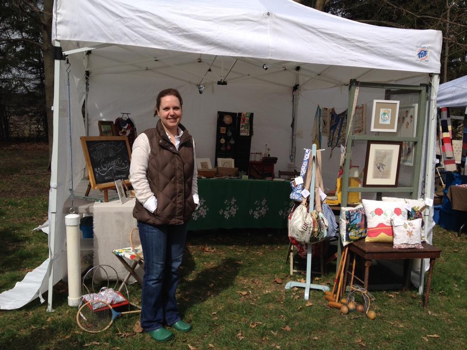 Art fair tent  sc 1 st  Jessica Flores Design & So You Want to Do a Craft Fair? (Jessica Flores Design)